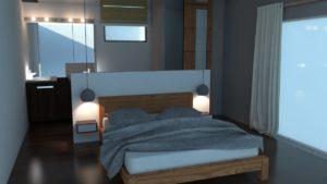 vue chambre2 sabandco architecte dinterieur bordeaux