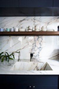 Crédence marbre - Blog Sab and Co - Architecte d'intérieur et Décoratrice d'intérieur